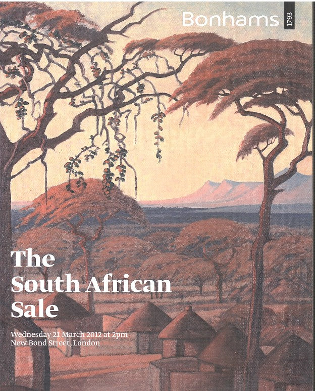 THE SOUTH AFRICAN SALE