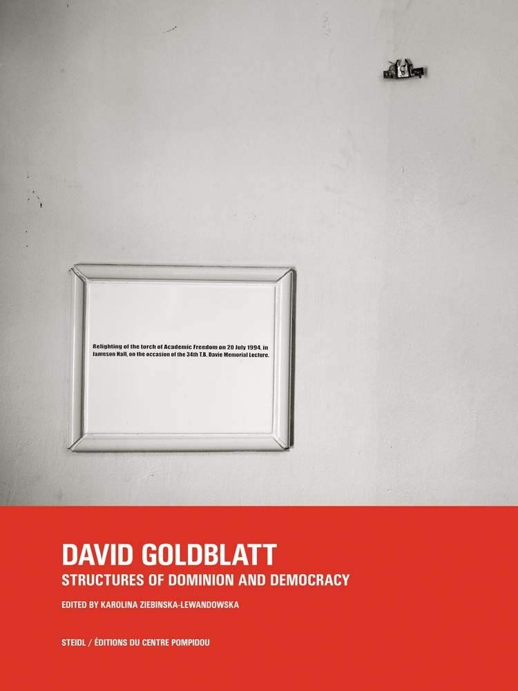 DAVID GOLDBLATT, structures of dominion and democracy