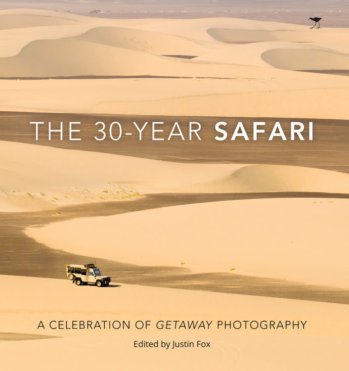 THE 30-YEAR SAFARI, a celebration of Getaway photography