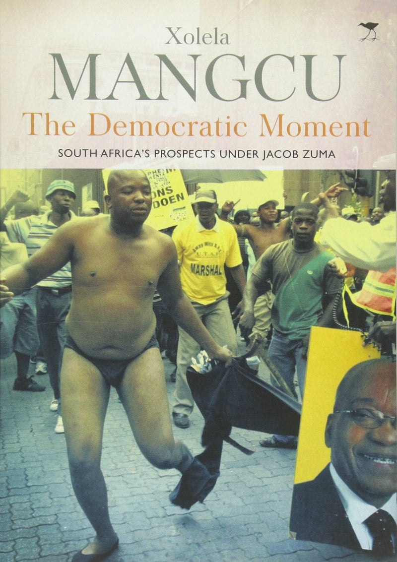 THE DEMOCRATIC MOMENT, South Africa's prospects under Jacob Zuma