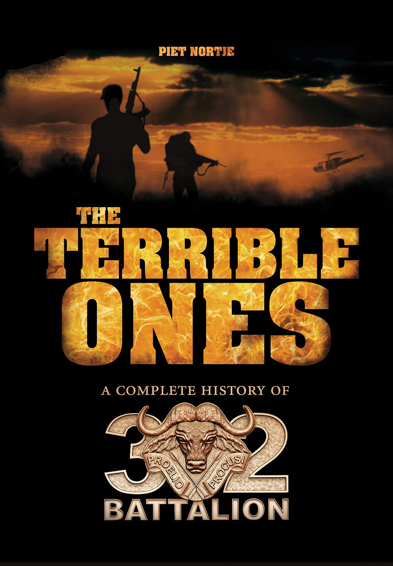 THE TERRIBLE ONES, a complete history of 32 Battalion, volumes 1 & 2