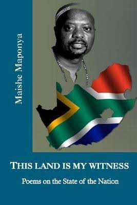 THIS LAND IS MY WITNESS, poems on the state of the nation