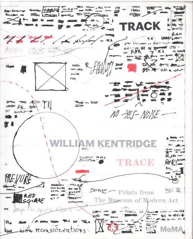 WILLIAM KENTRIDGE, TRACE, prints from the Museum of Modern Art