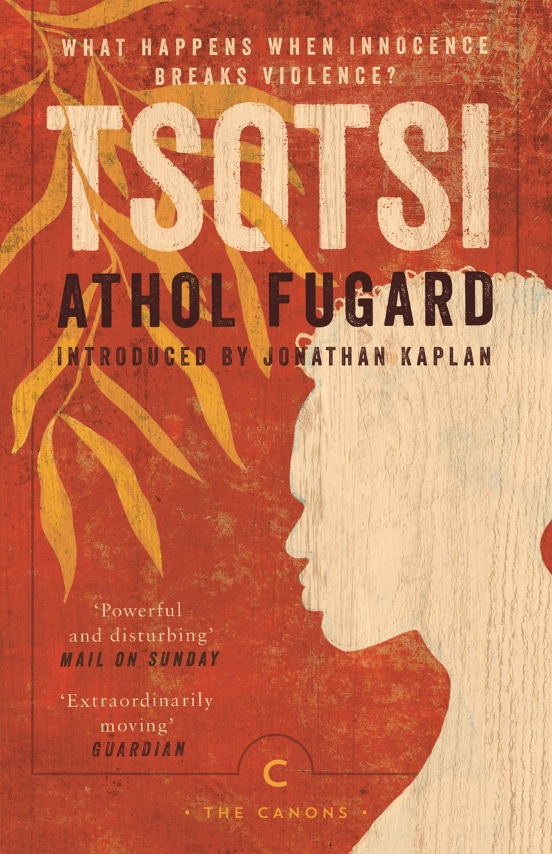 TSOTSI, introduced by Jonathan Kaplan