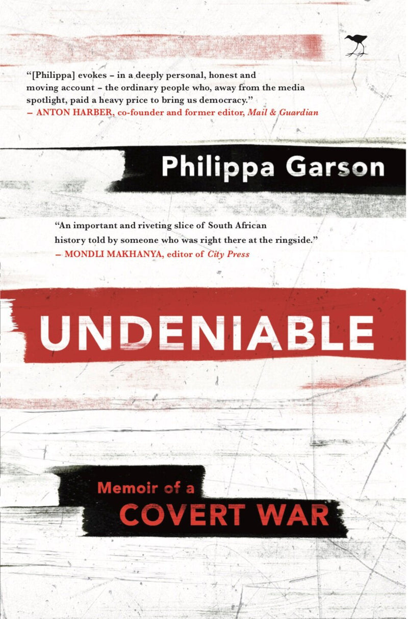 UNDENIABLE, memoir of a covert war