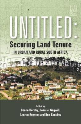 UNTITLED, securing land tenure in urban and rural South Africa