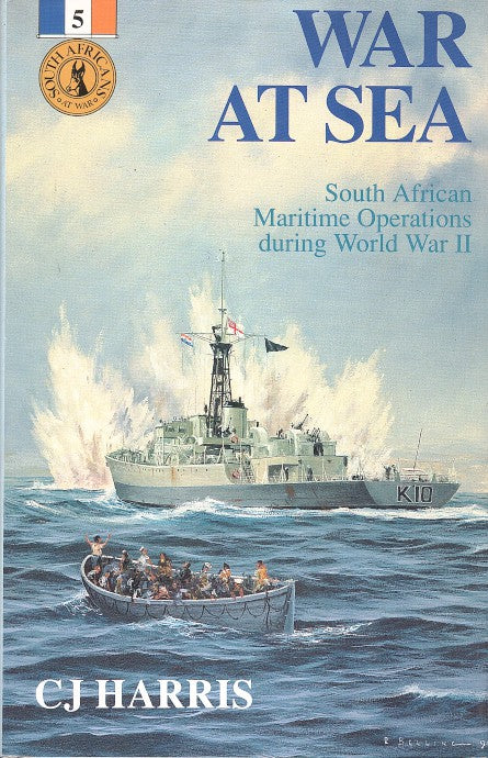 WAR AT SEA, South African maritime operations during World War II