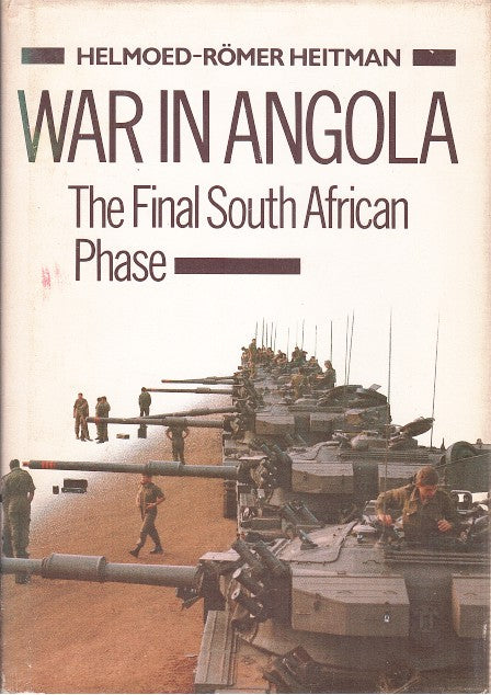 WAR IN ANGOLA, the final South African Phase