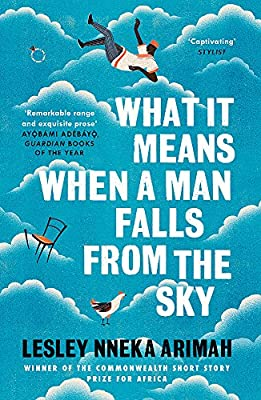 WHAT IT MEANS WHEN A MAN FALLS FROM THE SKY