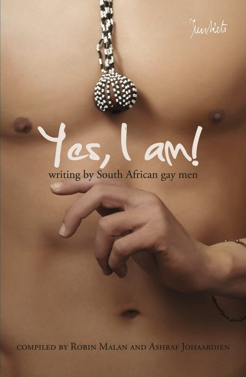 YES, I AM!, writing by South African gay men