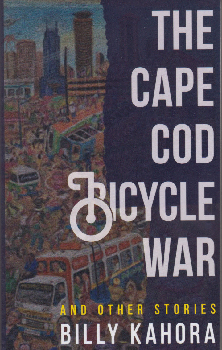 THE CAPE COD BICYCLE WAR, and other stories