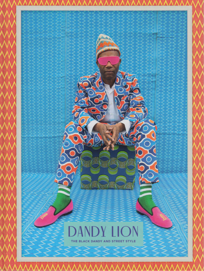 DANDY LION, the Black dandy and street style