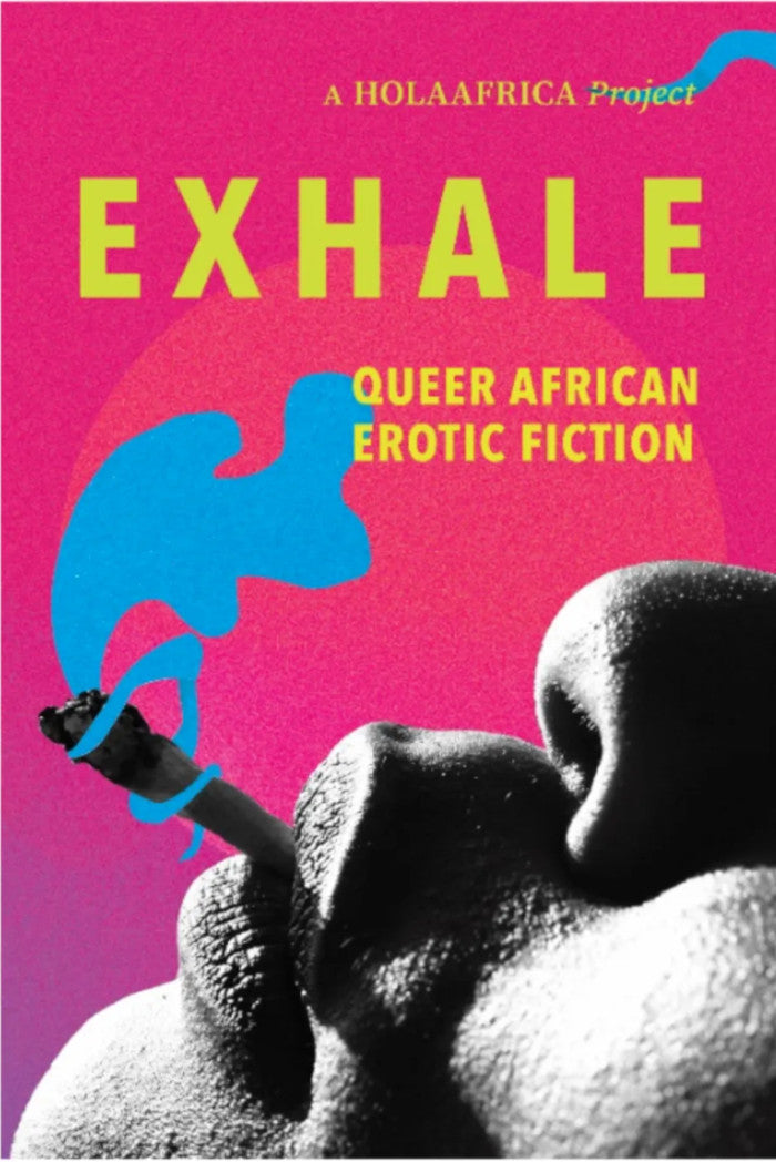 EXHALE, queer African erotic fiction
