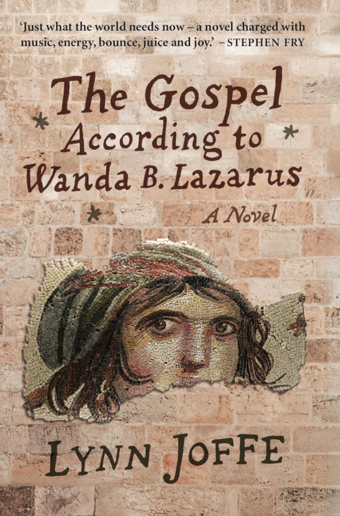 THE GOSPEL ACCORDING TO WANDA B. LAZARUS, a novel