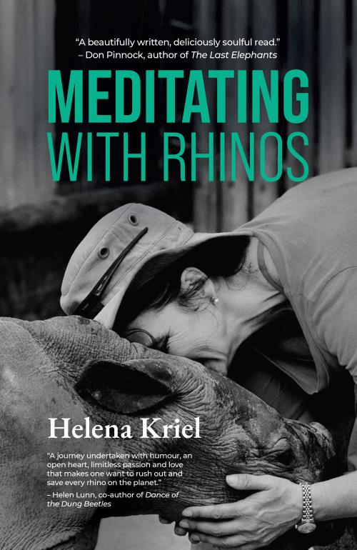 MEDITATING WITH RHINOS