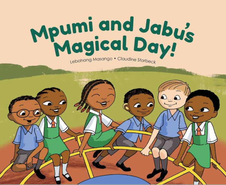 MPUMI AND JABU'S MAGICAL DAY!