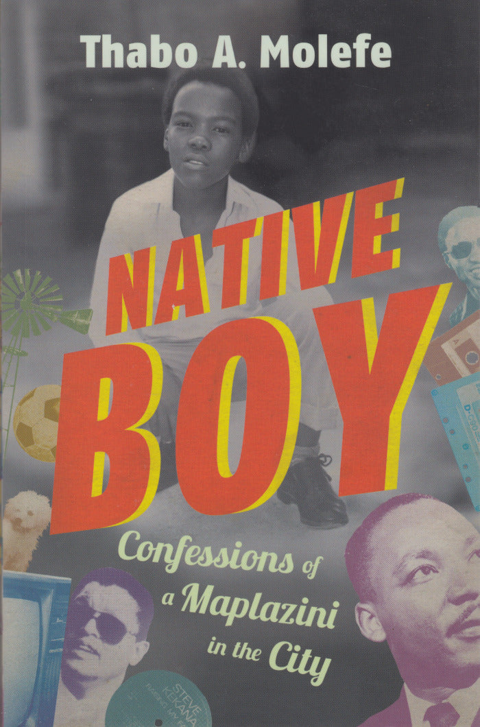 NATIVE BOY, confessions of a Maplazini in the city