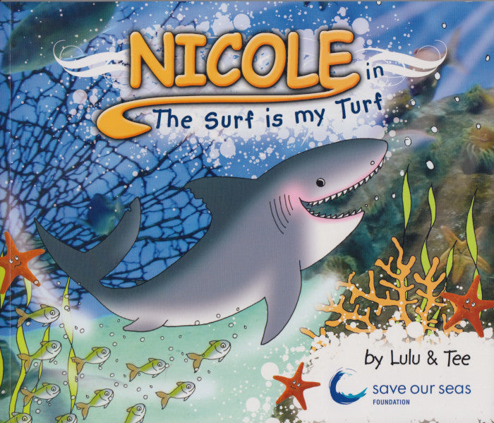 NICOLE, the surf is my turf