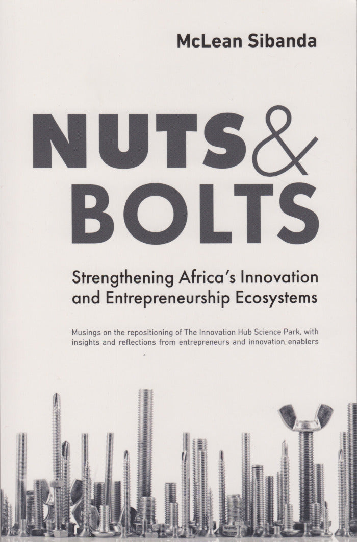 NUTS & BOLTS, strengthening Africa's innovation and entrepreneurship ecosystems