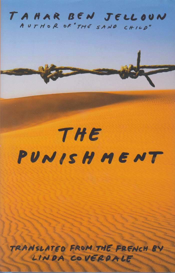 THE PUNISHMENT, translated from the French by Linda Coverdale