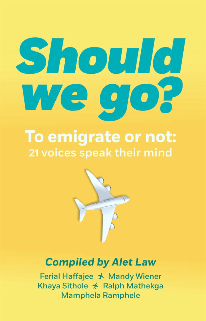 SHOULD WE GO? To emigrate or not: 21 voices speak their mind