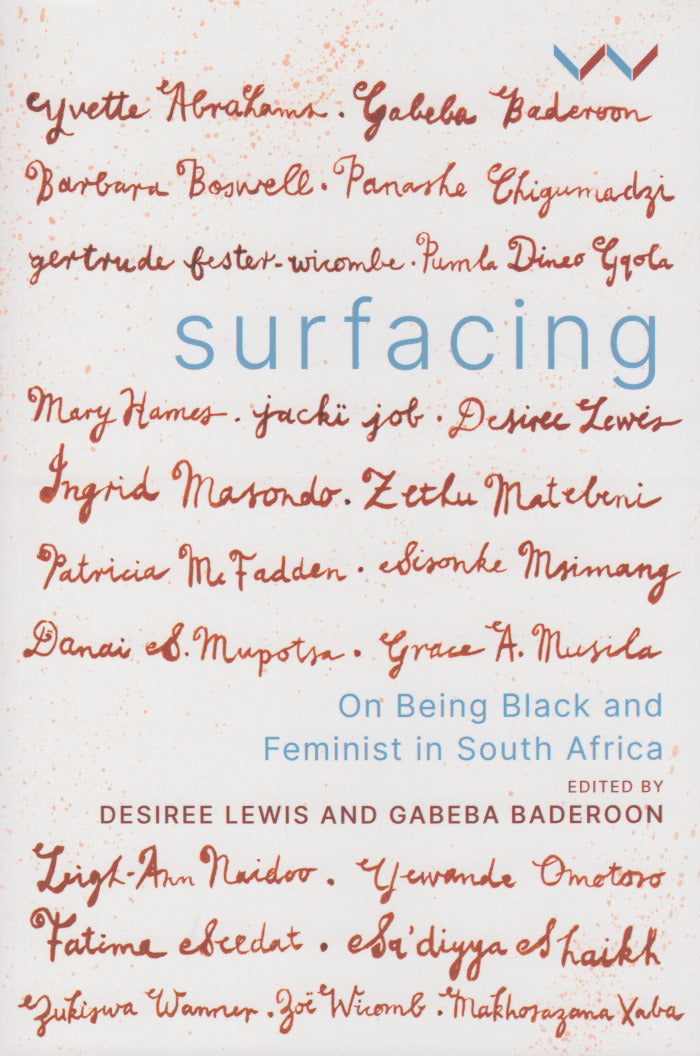 SURFACING, on being black and feminist in South Africa
