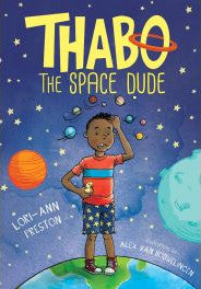 THABO, THE SPACE DUDE