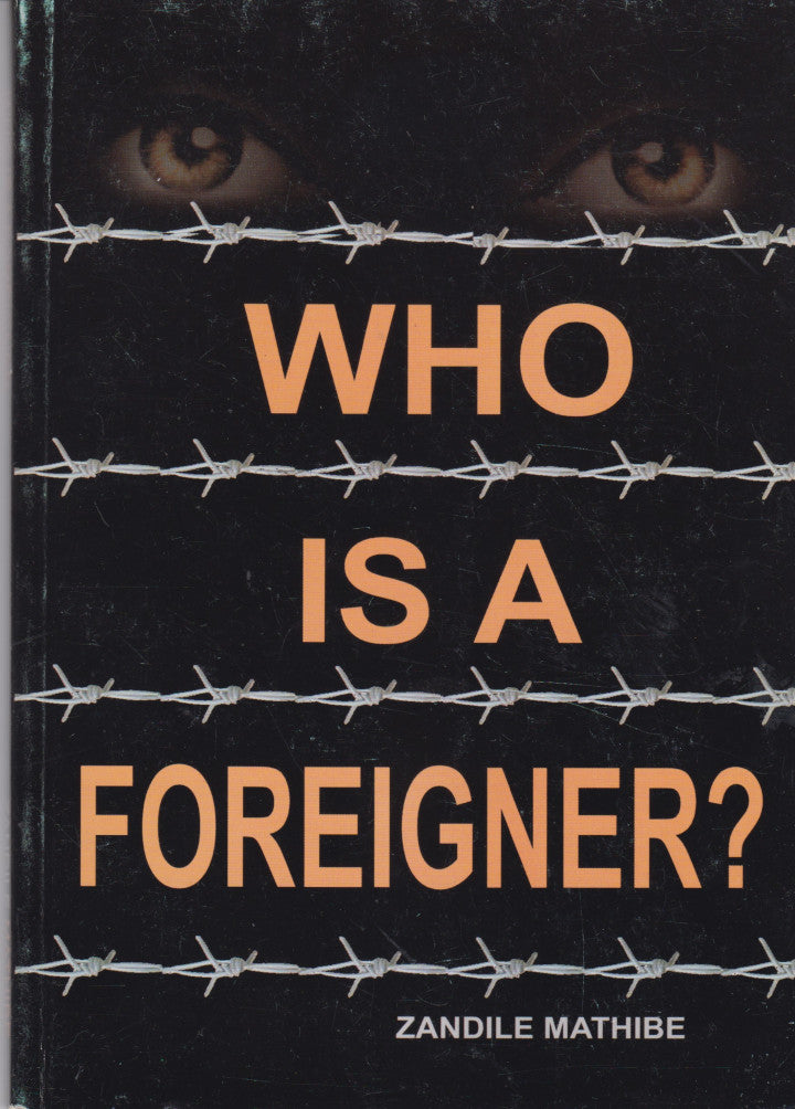 WHO IS A FOREIGNER?