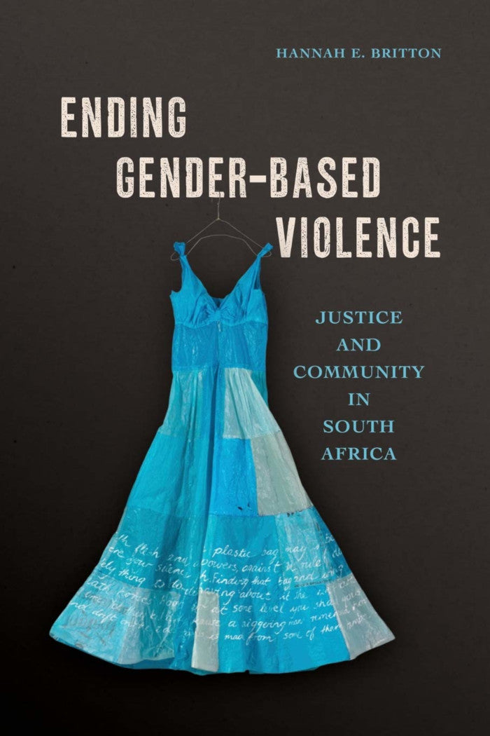 ENDING GENDER-BASED VIOLENCE, justice and community in South Africa