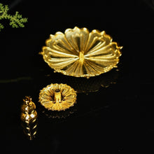 Load image into Gallery viewer, 3-layer Lotus Incense Holder 三宝莲花香插