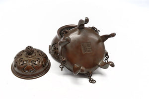 Antique Emperor Incense Burner 仿古帝王炉
