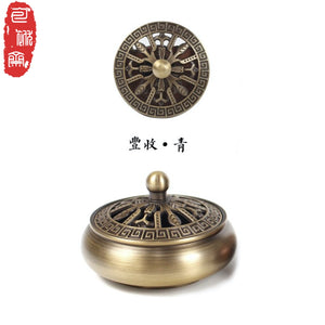 Small Copper Incense Burner 纯铜小香炉
