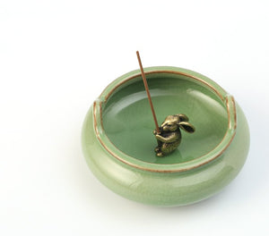 Zodiac Incense Holder 十二生肖线插
