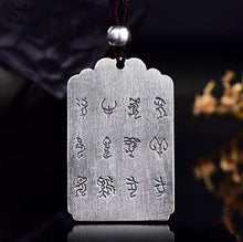 Load image into Gallery viewer, Chinese Zodiac Pendant 纯银十二生肖三合贵人吊坠