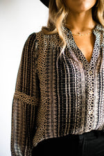 Tribal Blouse