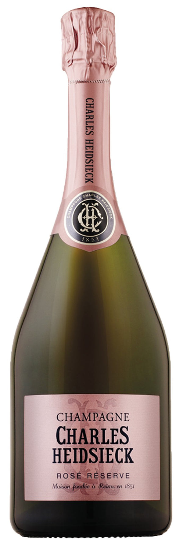 Charles Heidsieck Rose Reserve Champagne - Haar at Home