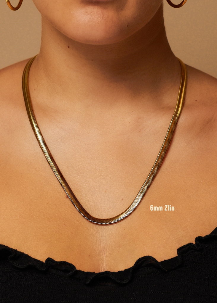 PENELOPE CHAIN | GOLD