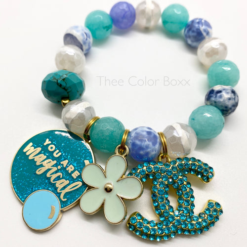"""You Are Magical"" Designer Inspired Bracelet"