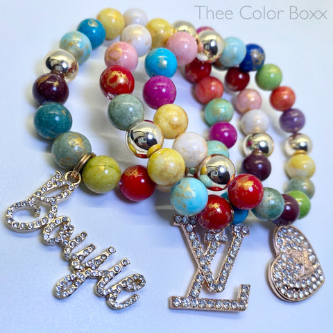 Multicolor Bougie Designer Inspired Set