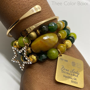 Big Boss Bracelet Set