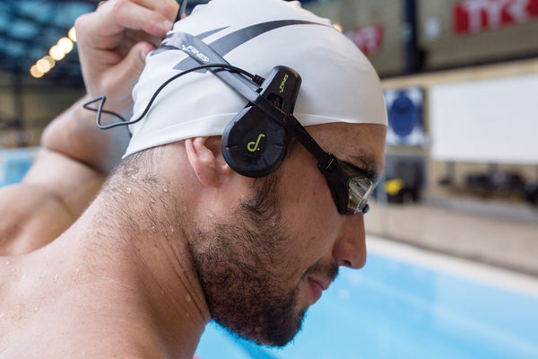What is the best underwater mp3 player?  The FINIS Duo.