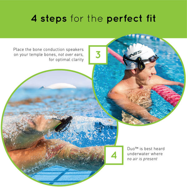 Guide to using your FINSI underwater MP3 player