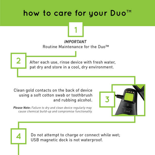 Instructions for FINIS DUO underwater mp3 player