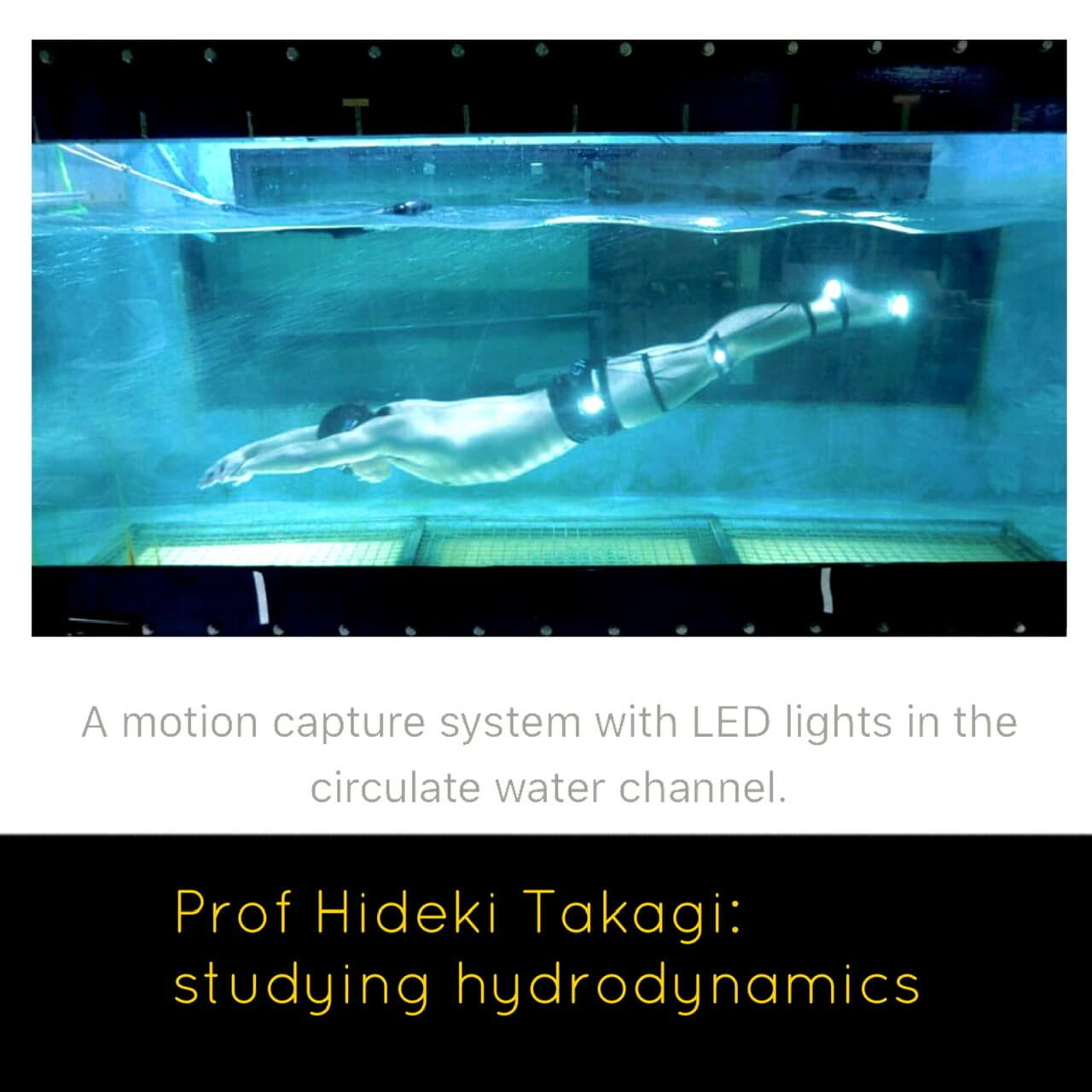 FINIS Australia looks at a study on the hydrodynamics of swimming