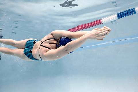 FINIS Posture Trainer helps swimmers correct their technique