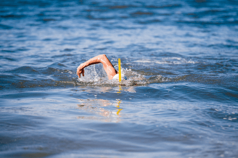 FINIS Original Swimmers Snorkel is the ideal tool to help you focus on your open water swimming technique