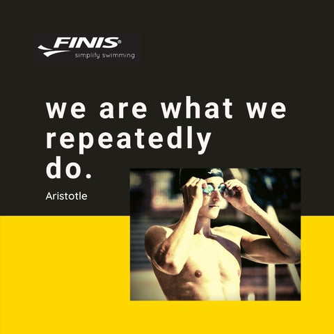FINIS helps you swim better repeatedly
