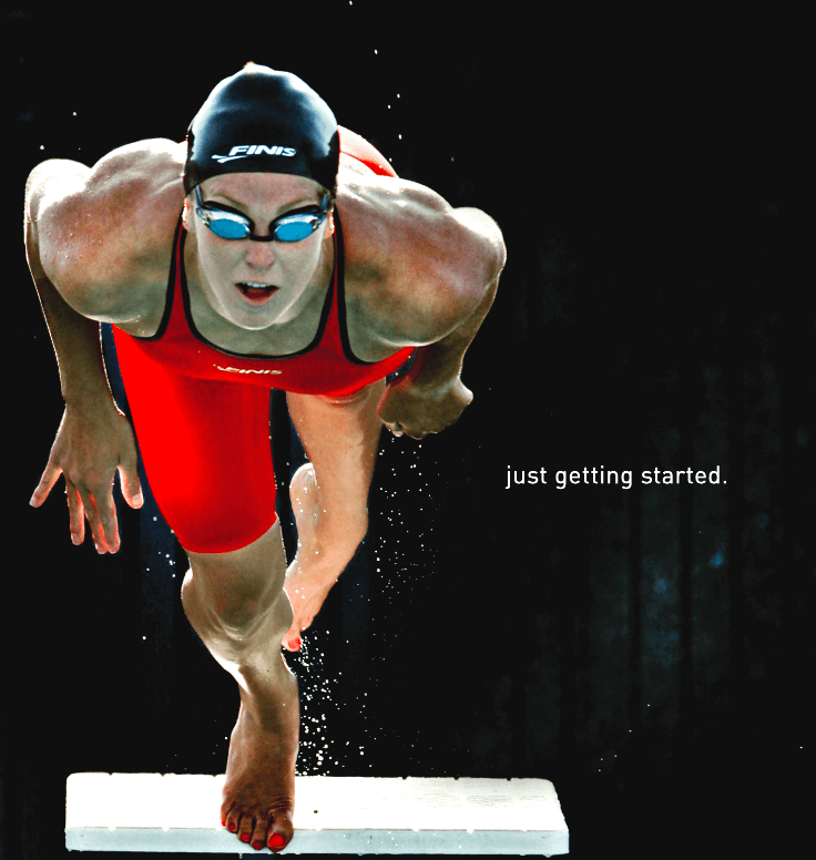 FINIS design technical swim equipment that help every swimmer see results