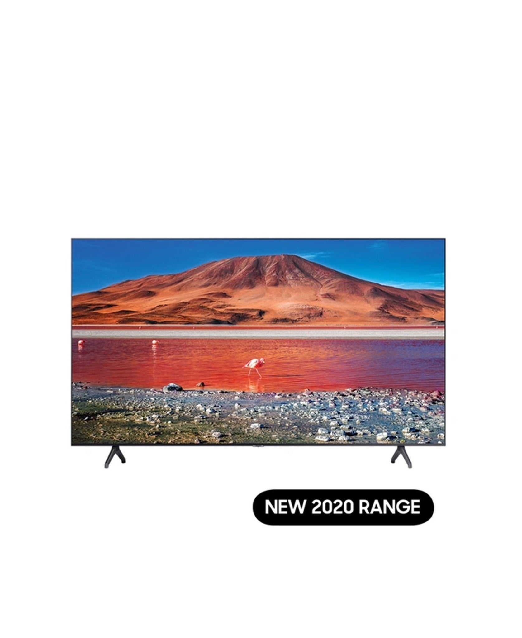 "Samsung 50"" TU7000 CRYSTAL UHD 4K SMART TV (2020) - UA50TU7000"