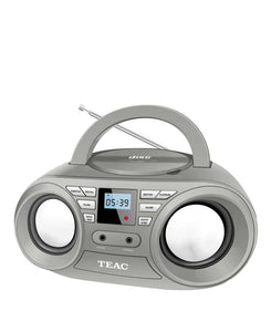 Teac Portable Boom Box - Grey